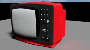obj retro tv