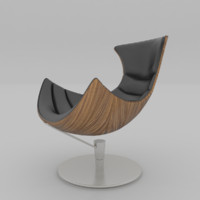 3d lobster chair lund paarmann