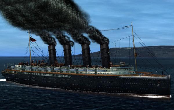 3dsmax rms lusitania