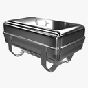 chafing dish 3D models
