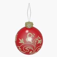 christmas ball ornament max