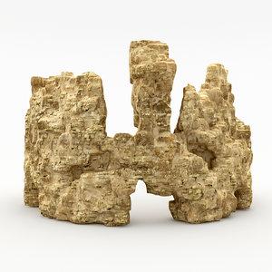 3d max ruins