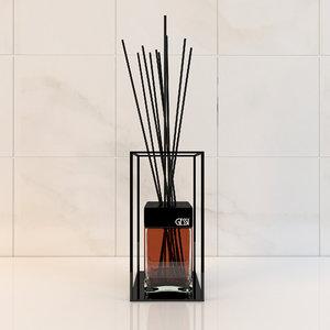gessi fragrance 3d 3ds