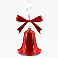 Christmas Red Bell