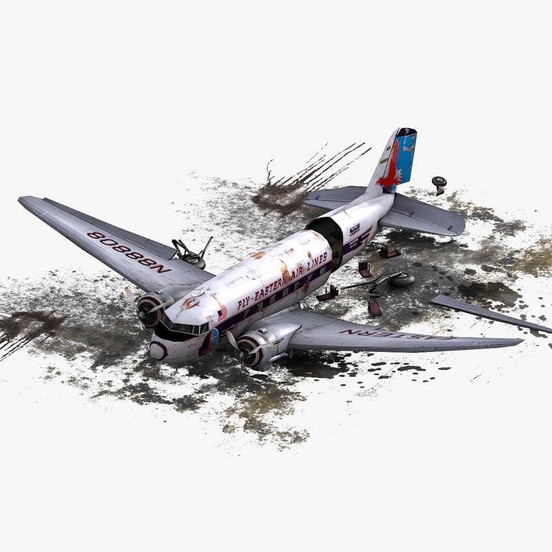 3d air crash 3