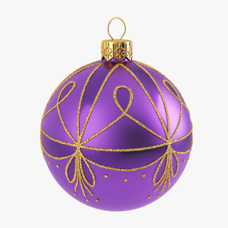 max christmas ball
