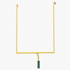 3ds football uprights