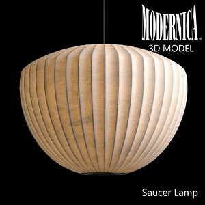 modernica apple lamp 3d max