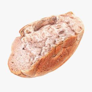 obj white bread cut