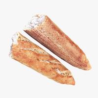 3ds max baguette cut