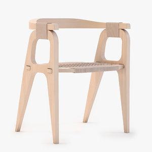 3dsmax chair