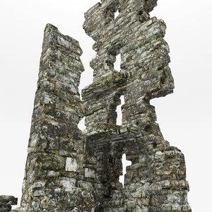 maya ruins tower