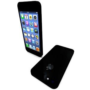 iphone 5 3ds