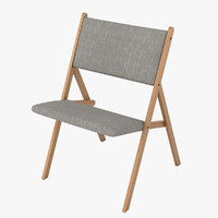 3ds max molteni d 270 chair