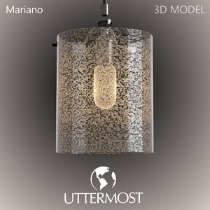 uttermost mariano lamp max