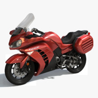 Kawasaki Concours 2014