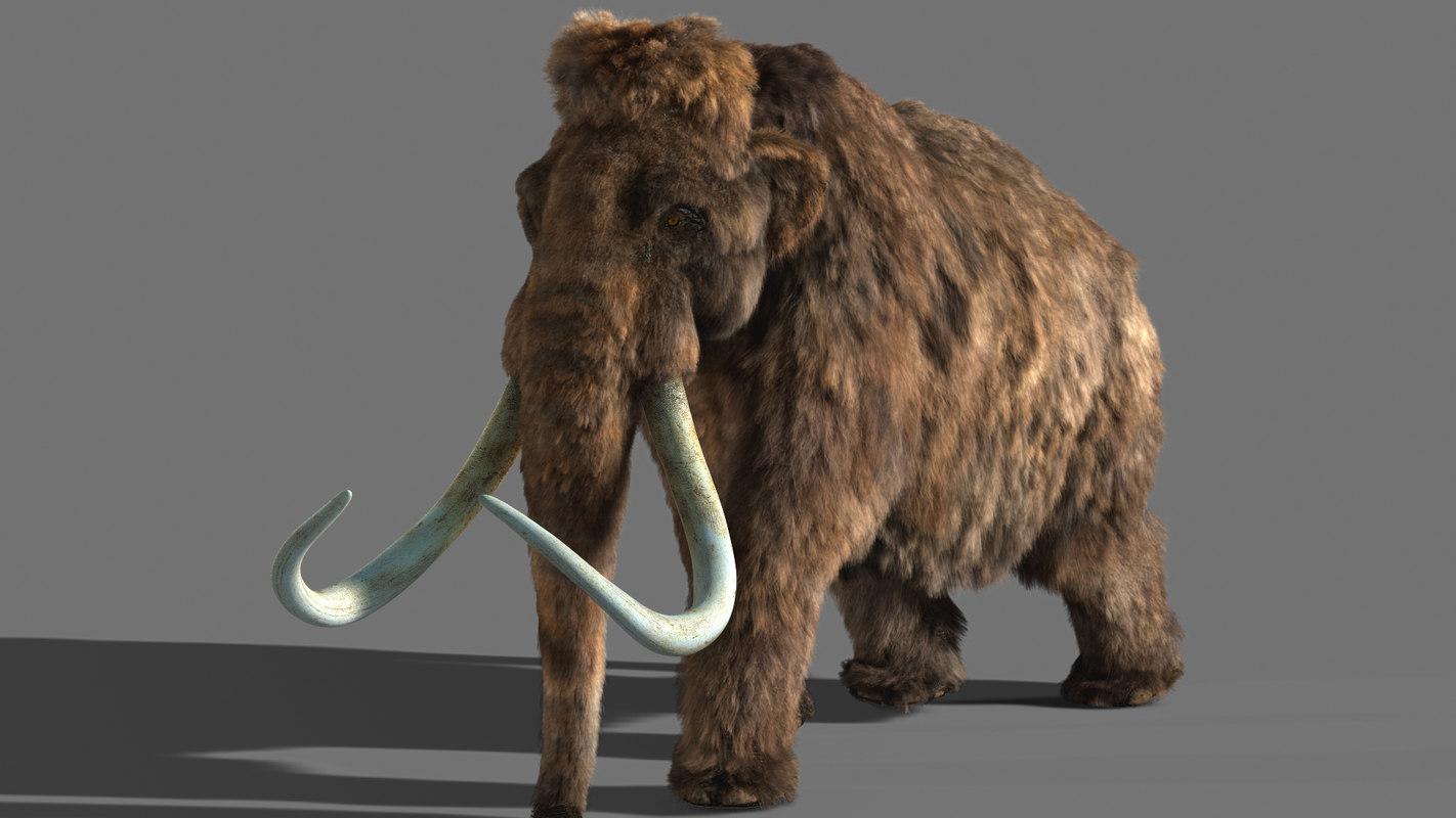 3d max mammoth