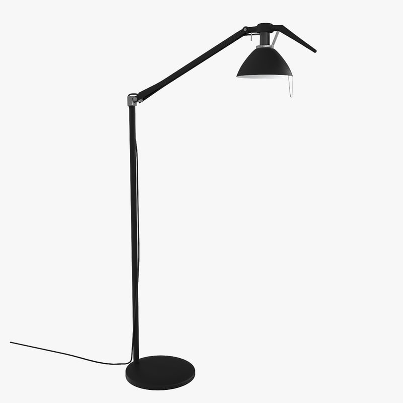 fortebraccio floor lamp x free