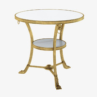 Ralph Lauren Heiress gueridon Side Table