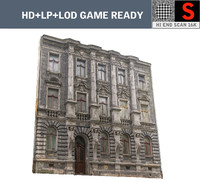 Building Facade 16K