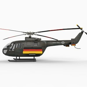 free max mode german pa h1 bo105