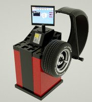 3ds wheel balancing machine