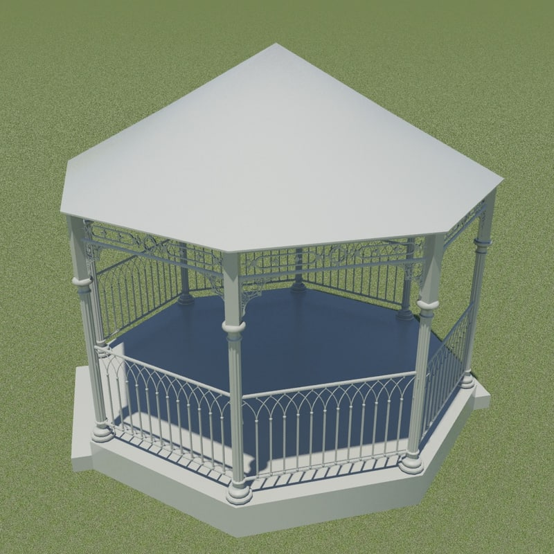ma bandstand band stand