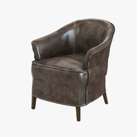 Regina Andrew Furniture Champagne Club Chair