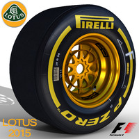 E23 Soft front tyre