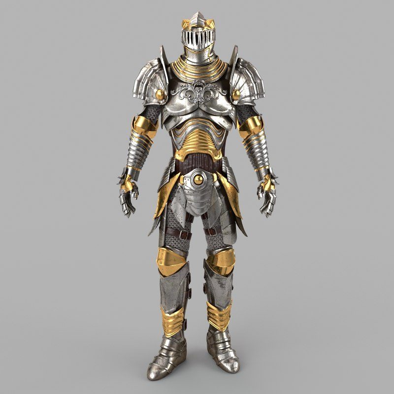 medieval armor max