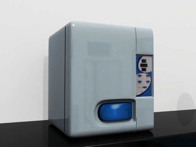 free max model dentist autoclave