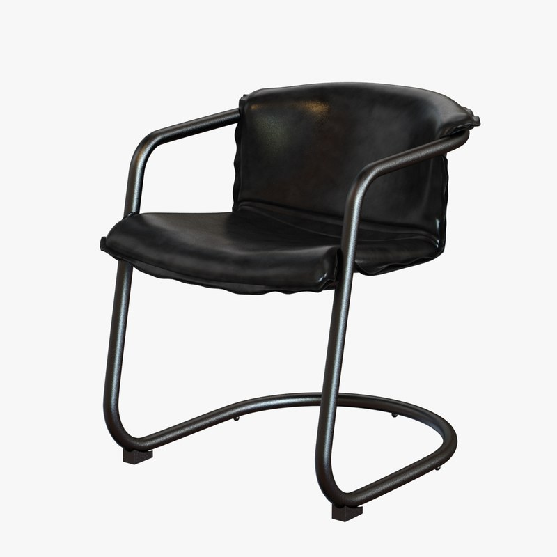 3ds max chair slate cantilever