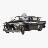 checker cab rigged max