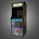 Arcade Cabinet  - PBR Game Ready
