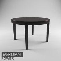 power table meridiani 3ds