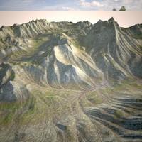 hills terrain max