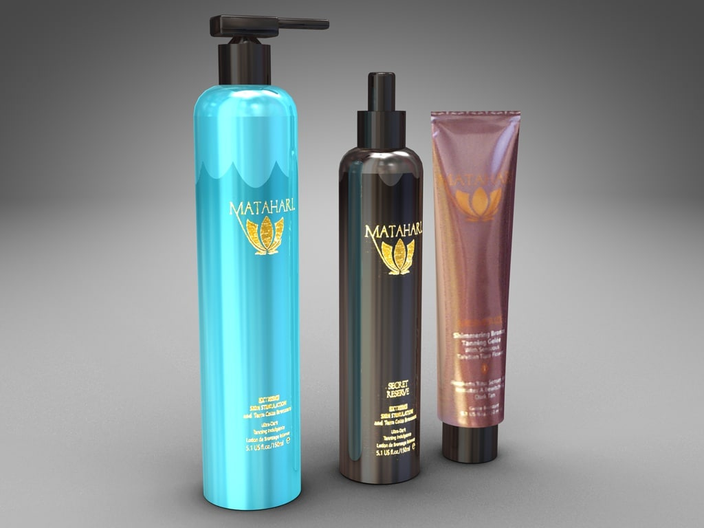 3ds max suntan products