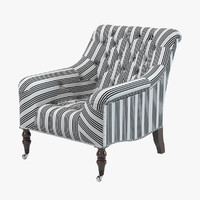 Ralph Lauren Myfair Tufted Chair(1)