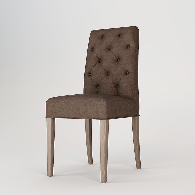 3d model andrew martin flynn dining chair