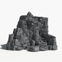 boulder rock landscape max