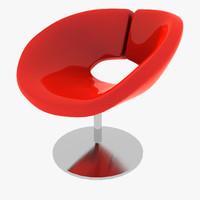 armchair 06 3d model