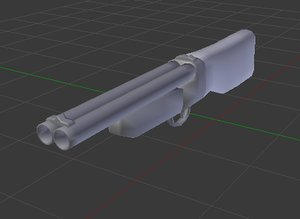 free 3ds mode sawed-off shotgun