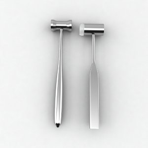 surgical hammers 3d max