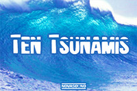 Ten Tsunamis - Epic Water FX - Nova Sound