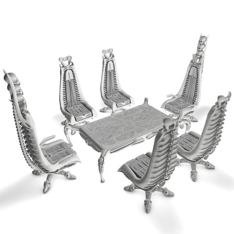 c4d harkonnen chair capo