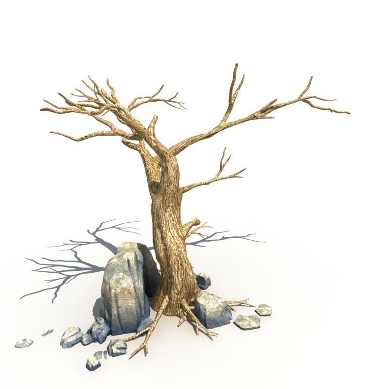scary tree dry max