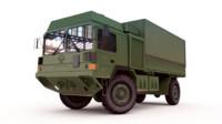 SX44 Man Military Truck