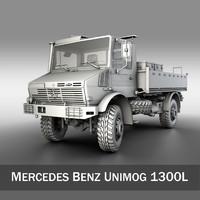 Mercedes Benz Unimog U1300L