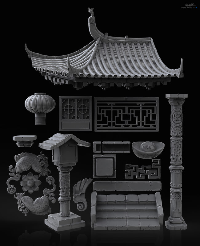 3d kit chinese