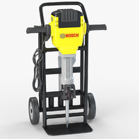 Electric Jackhammer Bosch